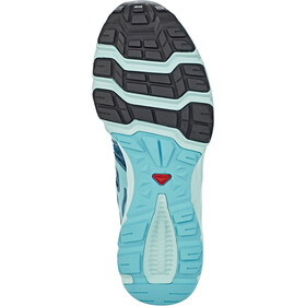 Salomon Crossamphibian Swift Shoes Dam mallard blue/blue curacao